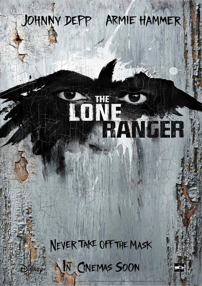 El llanero solitario - Lone Ranger